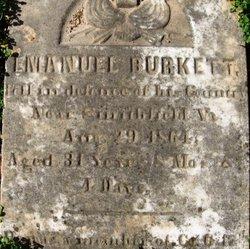 Emanuel Burkett