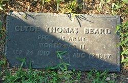 Clyde Thomas Beard