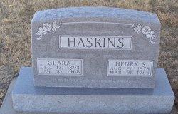 Henry S Haskins