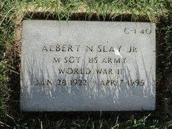Albert Nathaniel Slay, Jr