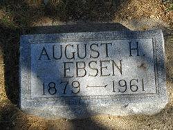 August Henry Ebsen