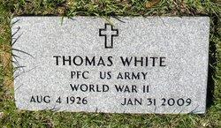 """Thomas """"Red"""" White"""