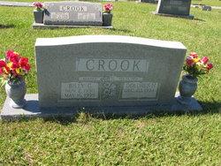 Dolores <I>Hansbrough</I> Crook
