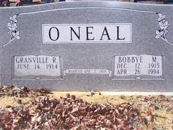 Granville Richard O'Neal