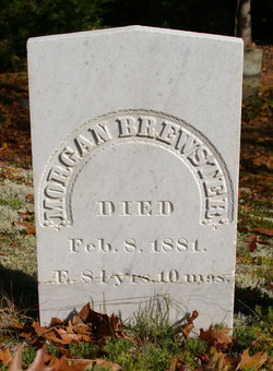 Morgan Brewster Jr.