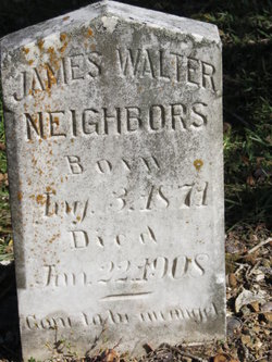 James Walter Neighbors