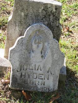 Julia A. Hyden