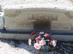 Rev Floyd Ray Rowell