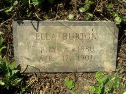 Louella <I>Perryman</I> Burton