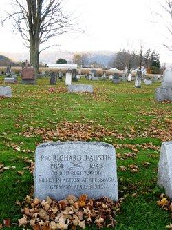 PFC Richard J Austin