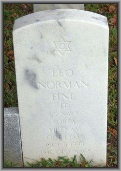 Leo Norman Fine