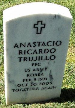 PFC Anastacio Ricardo Trujillo