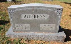 Helen Burress