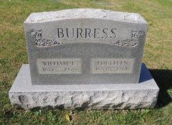 Louellen <I>Larimore</I> Burress