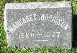 Margaret <I>Hunter</I> Morrison