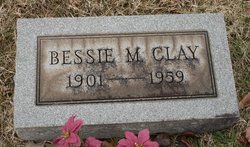 Bessie May Clay
