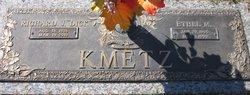 Ethel Mae <I>Mulvaney</I> Kmetz