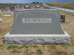 """John Francis """"Frank"""" Browning"""