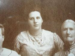"Sarah Ethel ""Ethel"" <I>McCue</I> Baker"