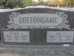 Ina Myrtle <I>Crawford</I> Cottongame
