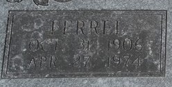 Mary Ferrel <I>Springer</I> Harmon