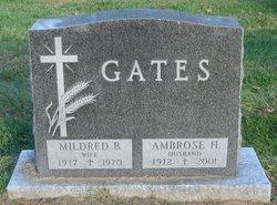 Ambrose Gates