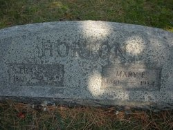 Frank C Horton