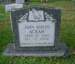John Kodjo Ackah