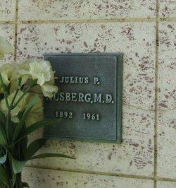 Dr Julius P. Alsberg