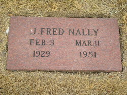 J. Fred Nally
