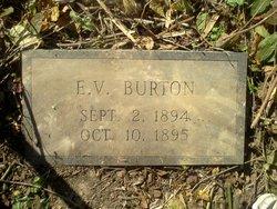 E V Burton