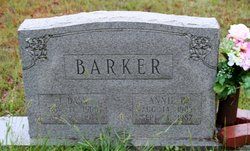 Annie <I>Blankenship</I> Barker