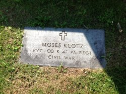 Moses Klotz