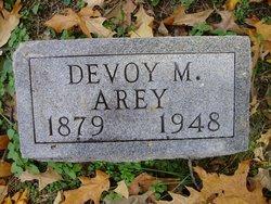 Devoy Miles Arey