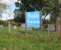 James Breeden Family Cemetery