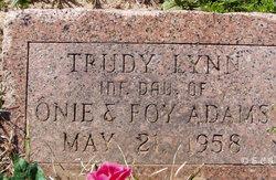 Trudy Lynn Adams
