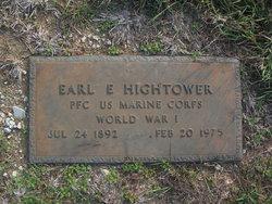 Earl Edward Hightower