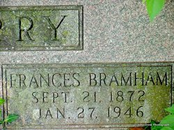 Frances Walker <I>Bramham</I> Berry