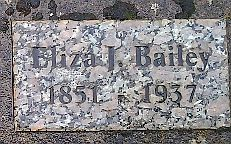 Eliza J <I>Grafford</I> Bailey