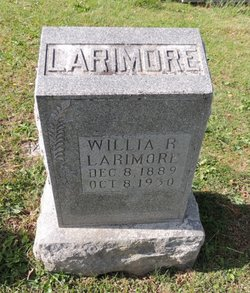 Willia Rose <I>Smith</I> Larimore