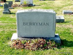 "Margaret Louise ""Lou"" <I>Price</I> Berryman"