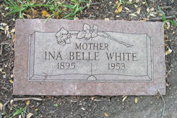 Ina Belle <I>Weeks</I> White