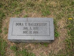 Dora Ballerstedt