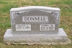 Harry M Donnell