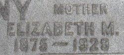 "Elizabeth Melvina ""Bess"" <I>Merritt</I> Denny"