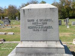 Rebecca Williams <I>Donelson</I> Dismukes