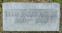 Isaac Baker Benton
