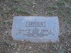 Edith Alvina <I>Storrer</I> Arthur