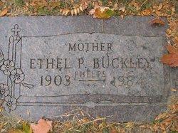 Ethel P. <I>Phelps</I> Buckley