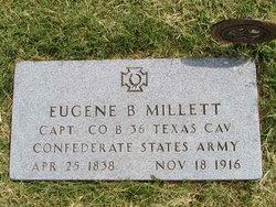 Capt Eugene Bartlett Millett